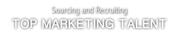 Marketing Executive Search